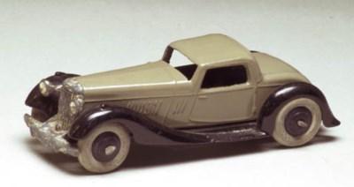 Dinky 36b Bentleys