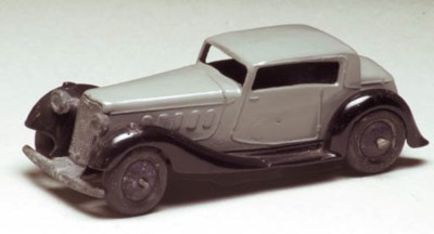Dinky 36c Humber Vogues