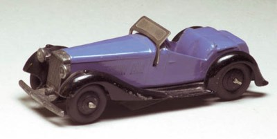 Dinky 36e British Salmson Two