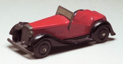 Dinky red 36e British Salmson