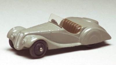 Dinky 38a BMWs
