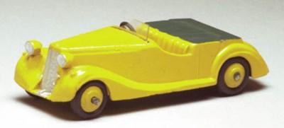 Dinky 38b Sunbeam-Talbots with