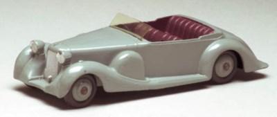 Dinky 38c Lagonda Sports Coupé