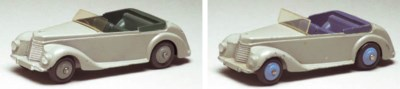 Dinky 38e Armstrong Siddeley C