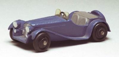 Dinky 38f Jaguar