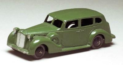 Dinky 39a Packard Sedans