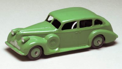 Dinky 39d Buick Viceroy Saloon