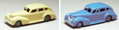 39e Chrysler Royal Sedans with