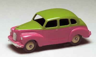 Dinky 152 Two-tone Austin Devo