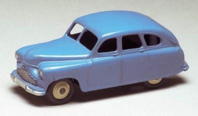 Dinky 153 Standard Vanguard Sa