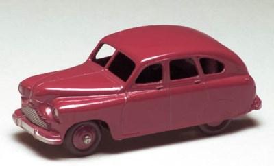 A Dinky maroon 153 Standard Va