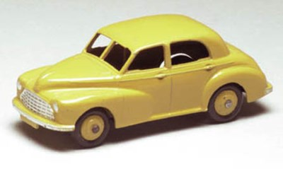 A Dinky beige 159 Morris Oxfor