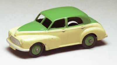 Dinky two-tone 159 Morris Oxfo
