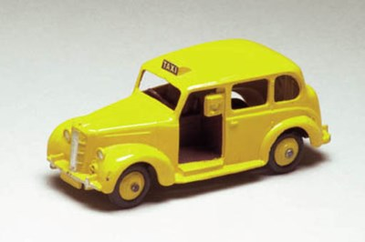 Dinky 40h  254 Austin Taxi