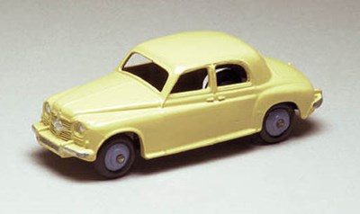 Dinky 140b Rover 75 Saloons