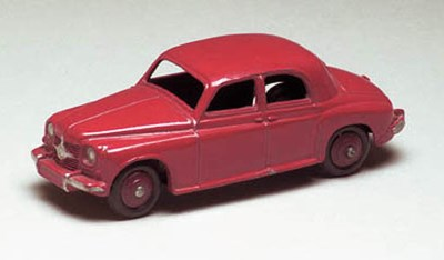 A Dinky red 140b  156 Rover 75