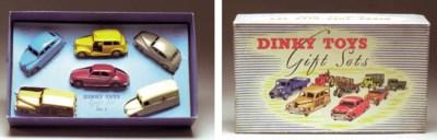 A Dinky Gift Set No.3: Passeng