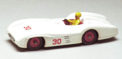 Dinky 237 Mercedes-Benz Racing