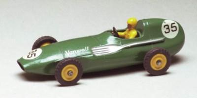 Dinky 239 Vanwall Racing Cars