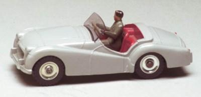 Dinky 105 Triumph TR2 Sports