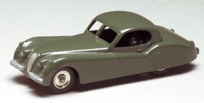 Dinky 157 Jaguar XK 120 Coupés