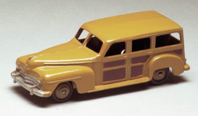 Dinky 27f (344) Estate Car