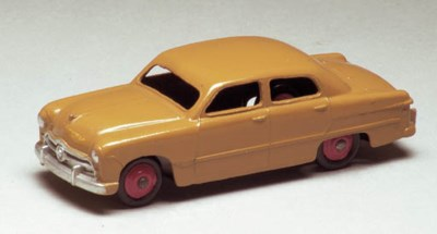 Dinky 139a  170 Ford Fordor Se