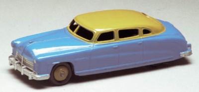 A Dinky 171 light blue Hudson