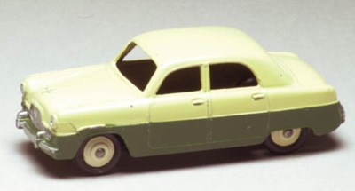 Dinky 162 Ford Zephyr Saloons