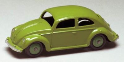 Dinky 181 and 262 Volkswagen