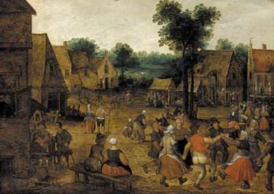 Circle of Lucas van Valckenbor