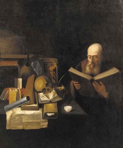 Manner of Gerrit van Honthorst