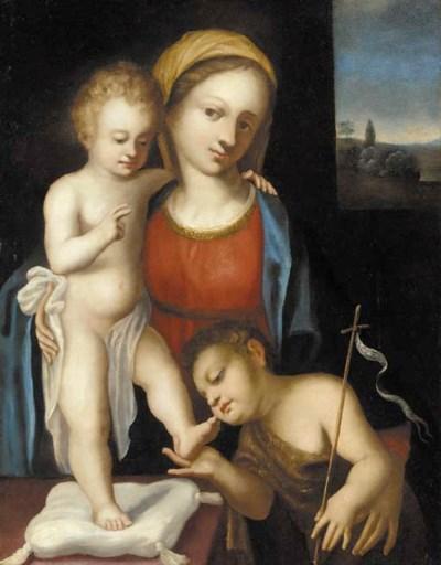Bolognese School, circa 1600