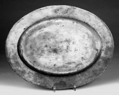 H.M.S. CULLODEN: AN OVAL PLATT