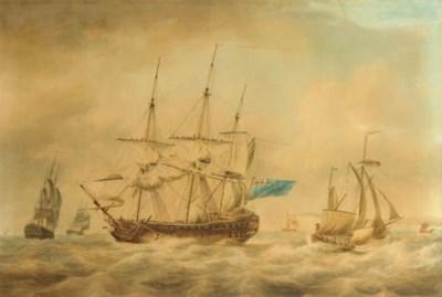 NICHOLAS POCOCK (1740-1821)