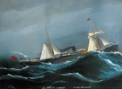 LUIGI ROBERTO (C.1884)