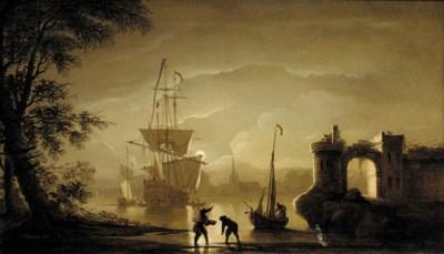 PETER MONAMY (1681-1749)
