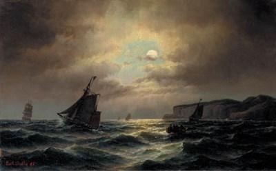 CARL LUDWIG BILLE (1815-1898)