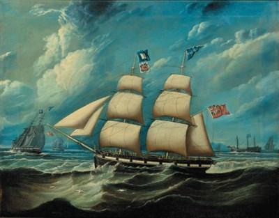 J. BROWN (C.1841)