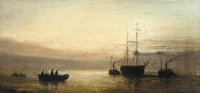 ATTRIBUTED TO ADOLPHUS KNELL (