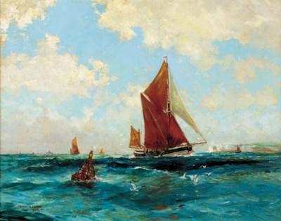 FRANK HENRY MASON (1876-1965)