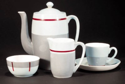 a Foley part coffee set design
