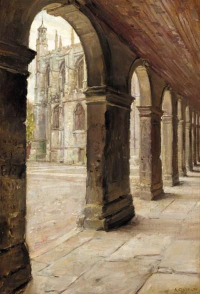 Arthur Paine Garratt (b.1873)