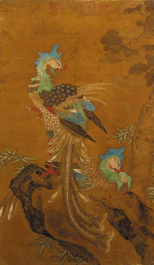 A painting in the style of Ke Jiusi (14th century) 17th century