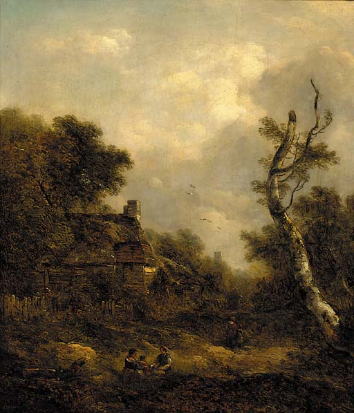 Richard H. Hilder (fl.1836-1839)