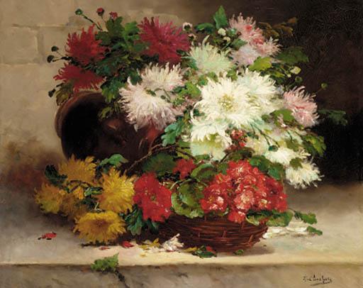 Eugene Henri Cauchois (1850-19