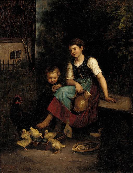 Charles Edouard Frere (1837-18