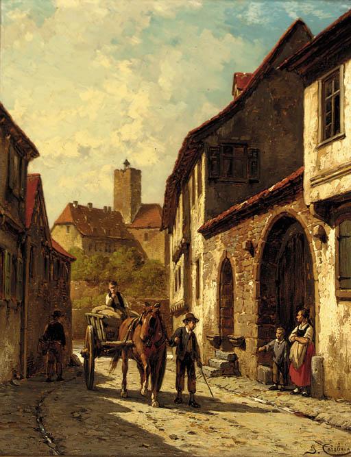 Jacques Carabain (1834-1892)