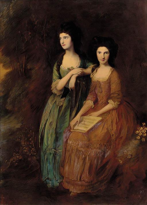 After Thomas Gainsborough, 20t