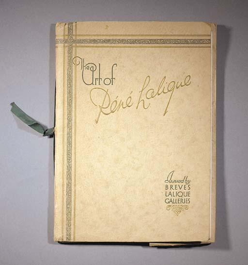 'The Art of René Lalique'